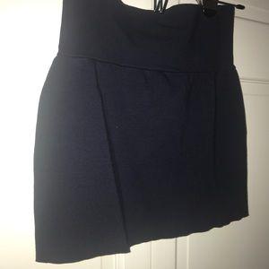 American Apparel Bodycon Mini Skirt
